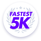 Fastest 5K